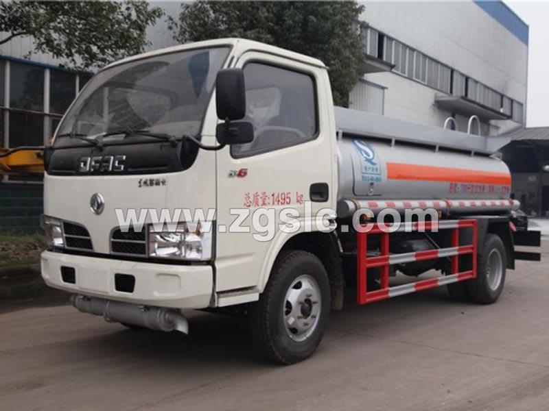 東風小多利卡(2.5方)加油車(國五)